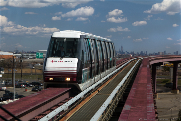 AirTrain Parking